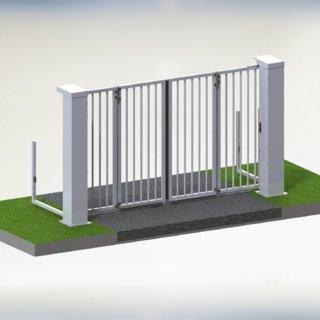 Speedgate Ondergeleiding 3D