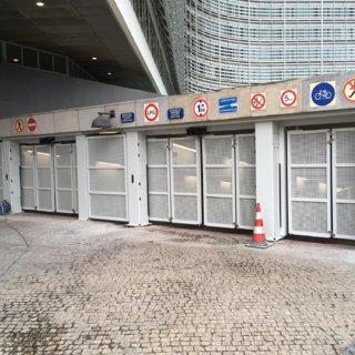 Speedgate Bovengeleiding Europese Commissie