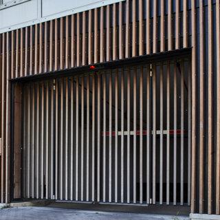 Speedgate bovengeleiding hout