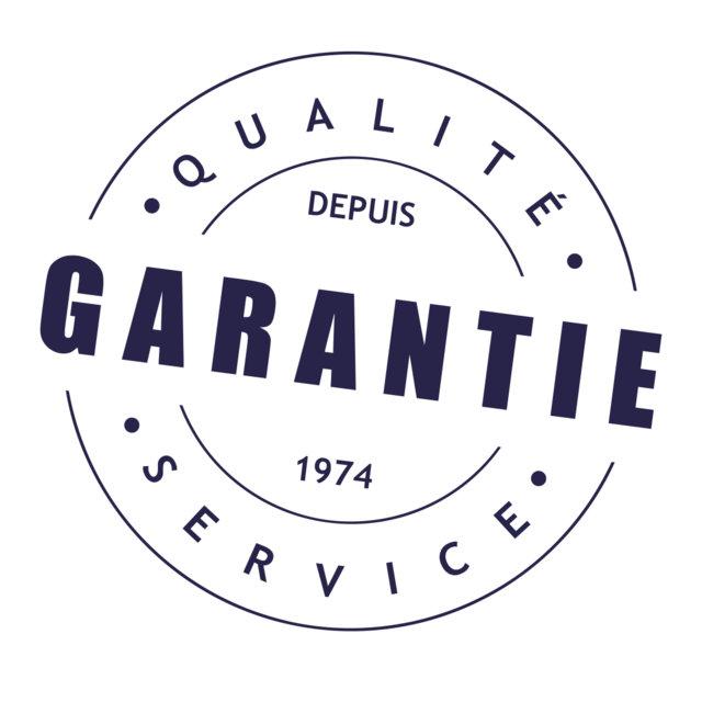 Garantiestempel frans
